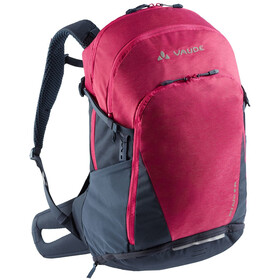 VAUDE Bike Alpin 24 Backpack Women crimson red